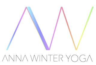 Anna Winter Yoga Logo